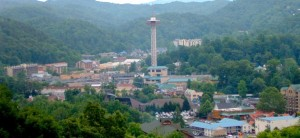 Gatlinburg, Tennessee is home to many of East Tennessee's most popular attractions, including Dollywood