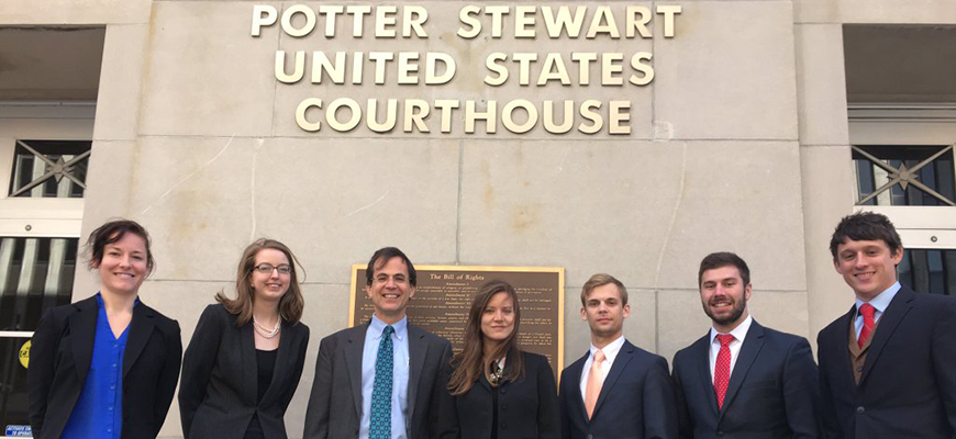 Appellate Clinic at Sixth Circuit