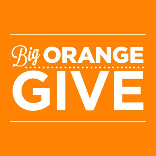 Big Orange Give (Square Logo)