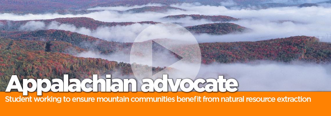 Home Desktop: Appalachian Advocate