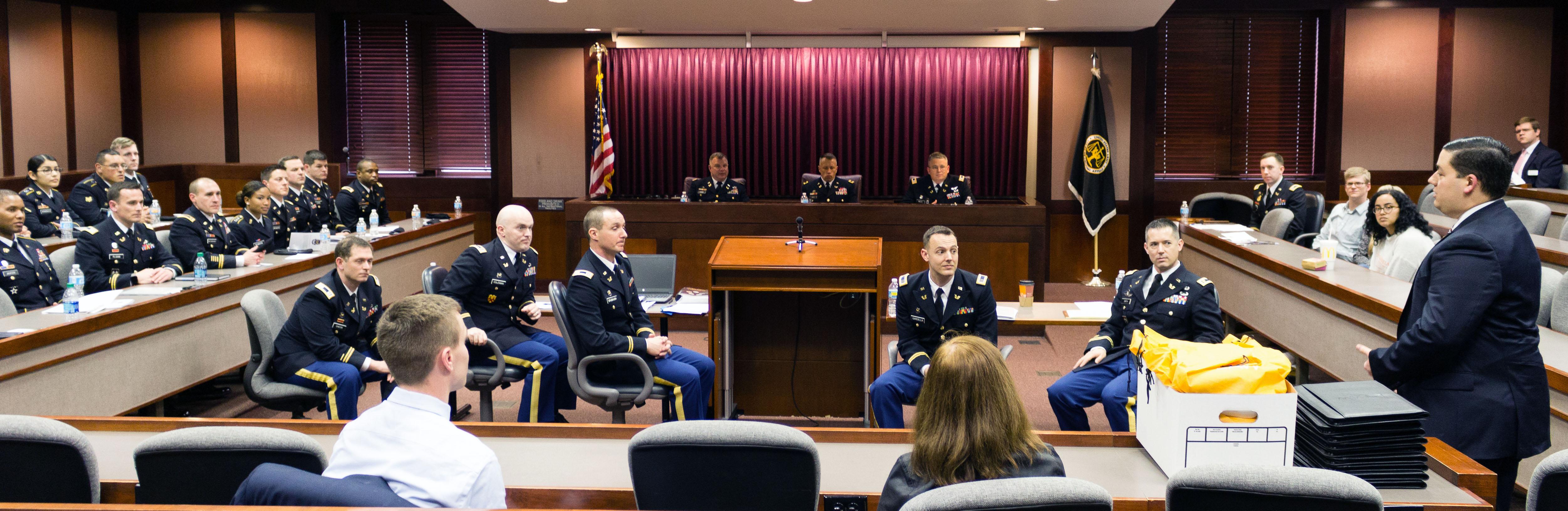 Tribunal law