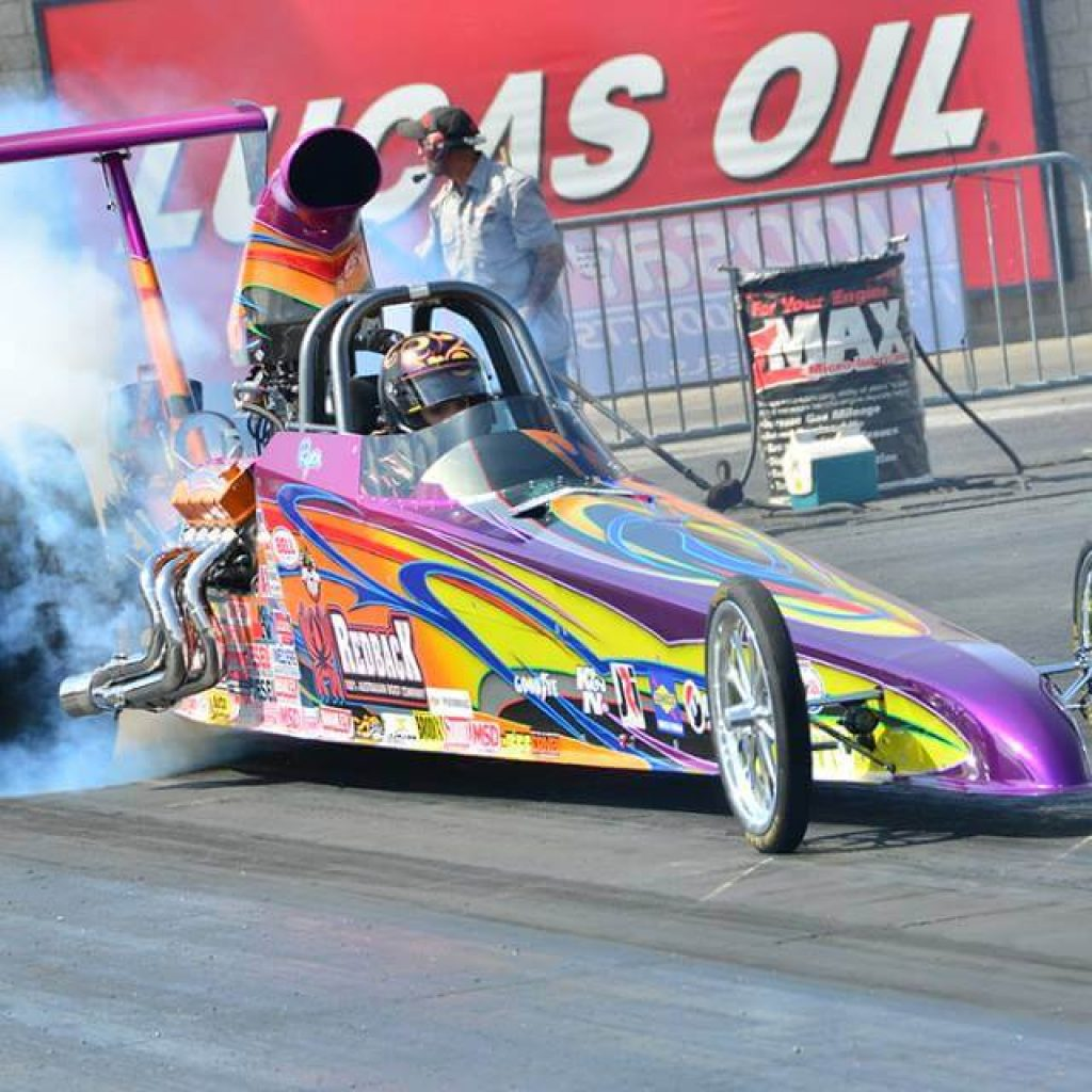 Student Puts Dragsters On Hold To Pursue Law Degree